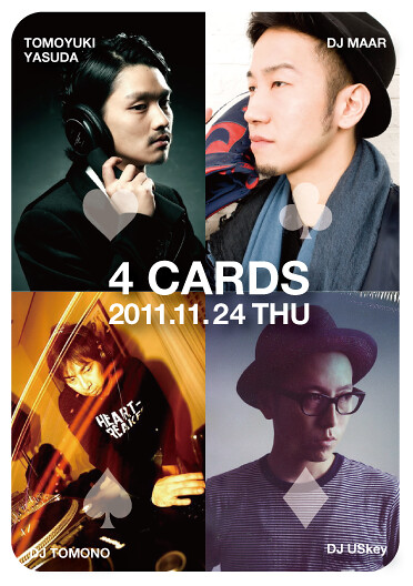 4 CARDS