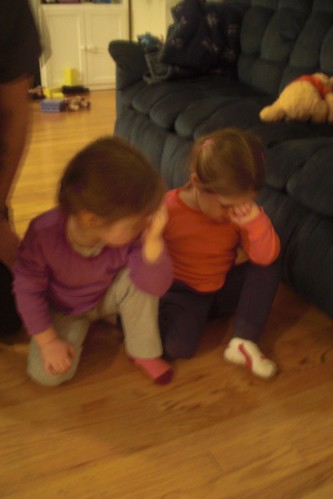 "The ""Tebowing"" Twins"