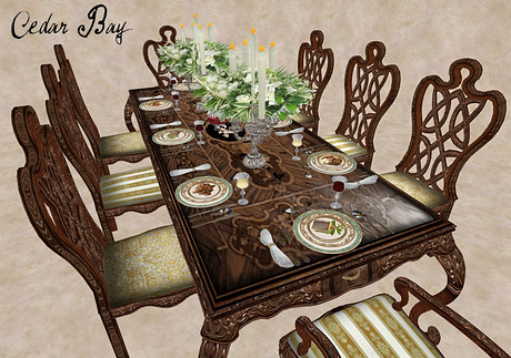 longfall table sideways xst by Cherokeeh Asteria