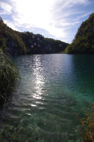湖のある風景3
