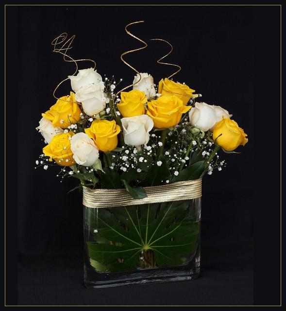 Wedding Anniversary Flower: Modal Title