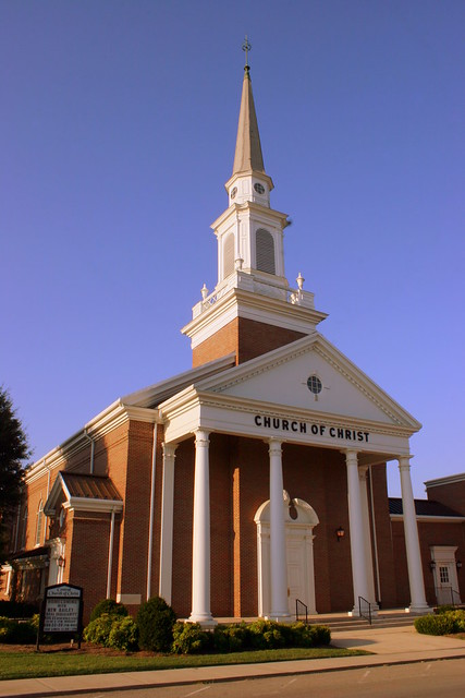 Central Church of Christ - McMinnville, TN