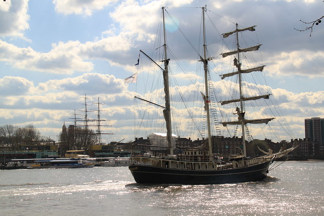 Thalassa in Greenwich