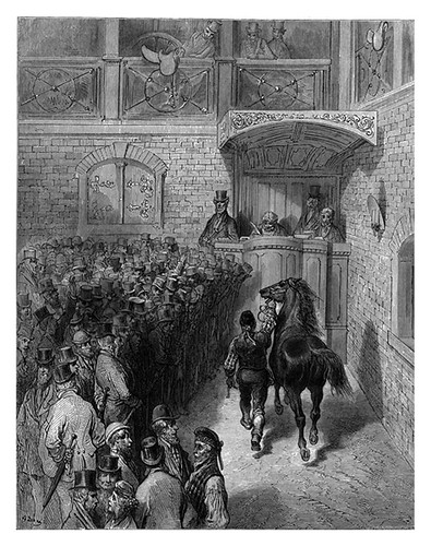 005-A la venta en Tattersalls-London A Pilgrimage 1890- Blanchard Jerrold y Gustave Doré- © Tufts Digital Library