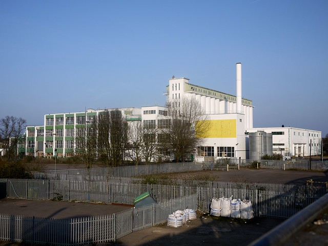 Former Shredded Wheat Factory Welwyn Garden City Flickr Photo Sharing