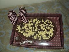 Blog de chocolatesecia : Ovos de Páscoa caseiros 2012 - Nova tabela disponivel!!!, Ovos de Pascoa Trufados de verdade !!!