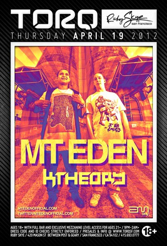 TORQ Thursdays: Mt Eden