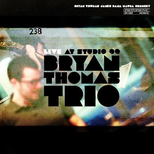 Bryan Thomas Trio Live at Studio 99