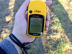 Érdekes térképrészlet a GPS-en Sárvár közelében