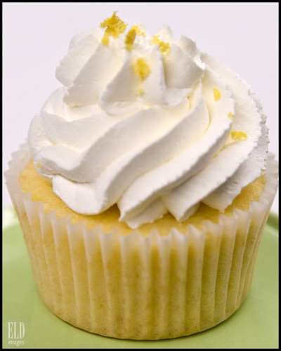 Lemon Cupcake with Lemon Mousse - Oh Joy! Baked Goods