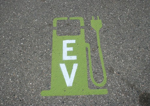Special parking for Ram Plug-in Hybrid Electric Vehicle (PHEV)