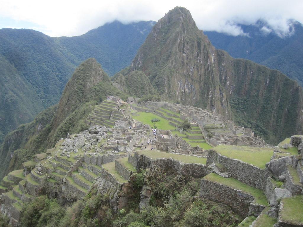 Machu Picchu Peru View III