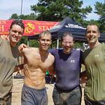 30. USMC Mud Run, 2008