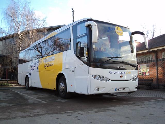 Chiltern Travel of Blunham FA07XAZ