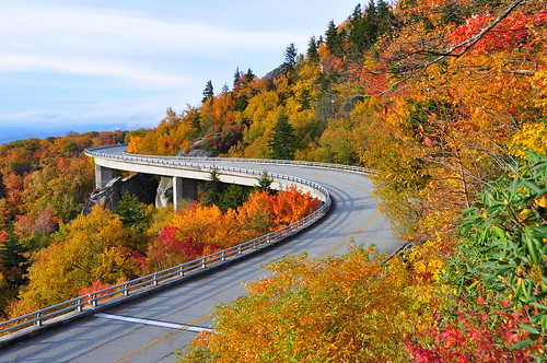 northcarolina blueridgeparkway highcountry brp linncoveviaduct nikond90