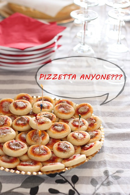 Pizzetta anyone?!