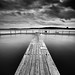 Narrabeen Pool B&W