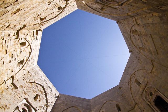 Castel del Monte, Courtyard #3