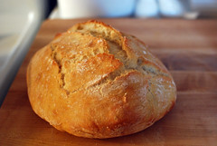 No Knead Bread!