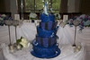 W9023 - tim burton wedding cake toronto