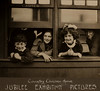 Country Children Arrive - Jubilee Exhibition Pictures
