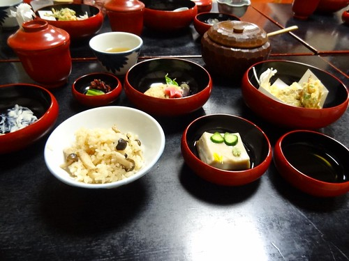Izusen: Shojin Food by girl from finito