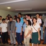 Premiación, XIII Concurso N. de Ensayo Científico. Tema: Ciencia Ficción