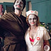 Zombie Gaddafi and his Ukrainian Nurse