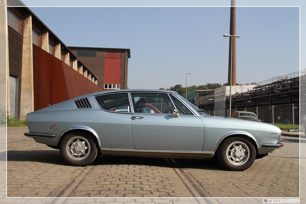 1970 - 1976 Audi 100 Coupé S (07) | The Audi 100 C1 was show… | Flickr