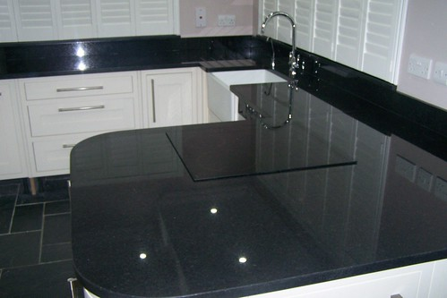 Angola Black Granite Worktops Spm Granite