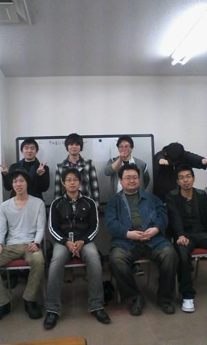 LMC Chiba 372nd : Top 8