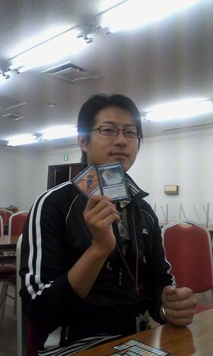 LMC Chiba 372nd Champion : Imamura Hirrotaka