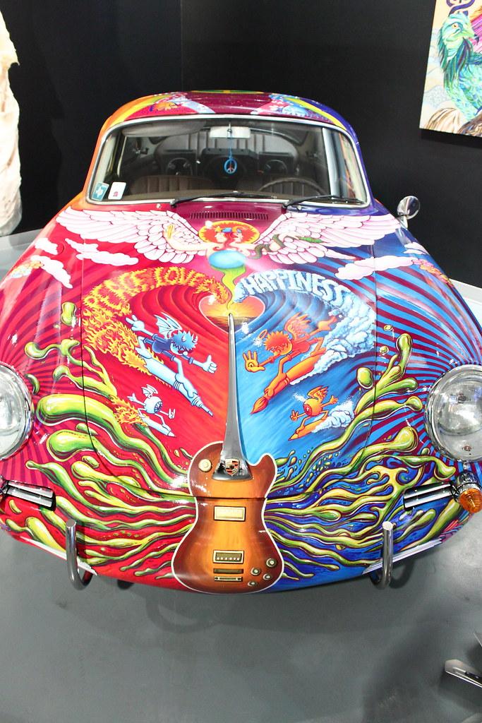 The 25th Anniversary Houston Art Car Parade Legendary Art Car Ball