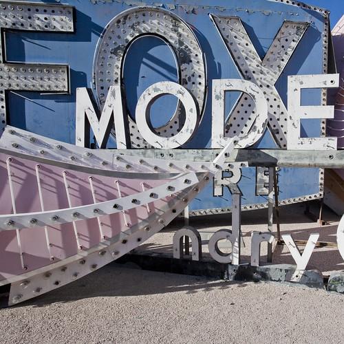 fox dry mode