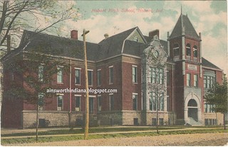 Hobart High School ca 1910