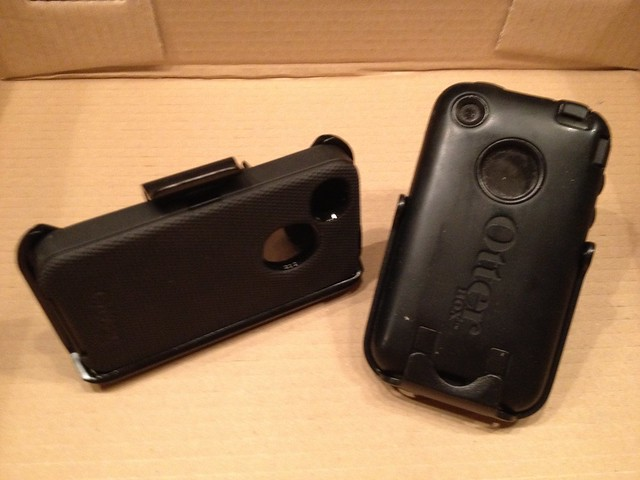 Otterbox Defender Vs Commuter Iphone