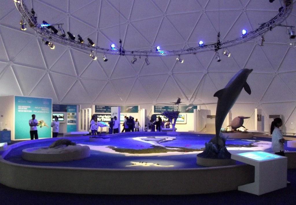 Bu Tinah exhibition
