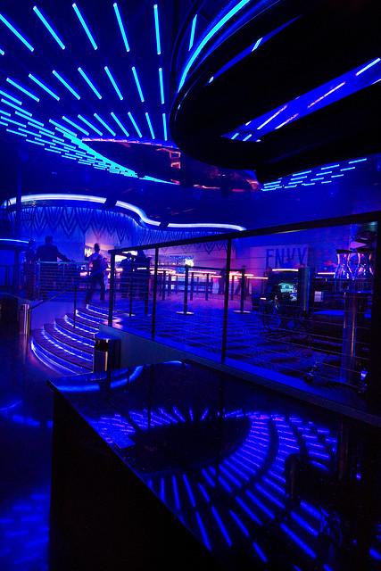 Interior Nightclub Design | LED Lighting Design | Casino ...