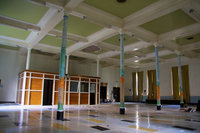 Rosslynlee Hospital Gym Hall