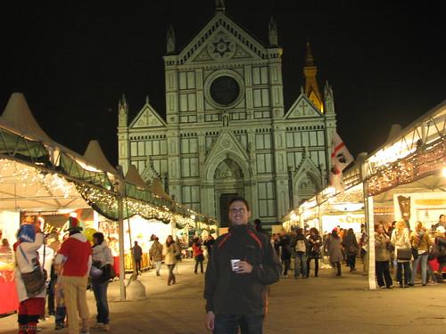 Feria de Chocolate en Santa Croce