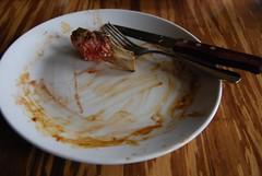 Empty plate - Chargrilled Rib-Eye Steak 300g - Ilo…