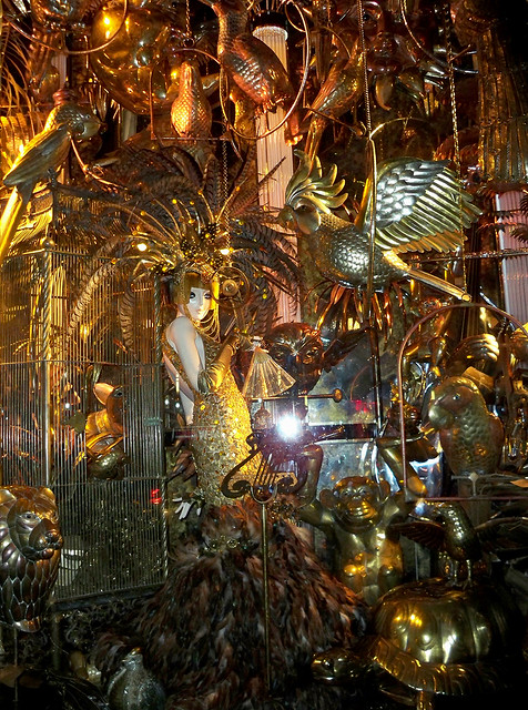 Carnival of the Animals: Brass Menagerie (left)