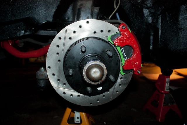 IROC Brake Upgrade