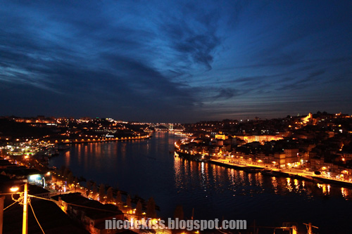 porto beautiful evening