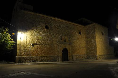 Nocturna iglesia