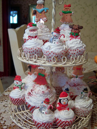 christmas cuppies!