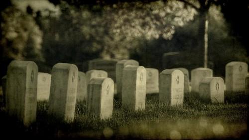 bw cemetery canon vintage headstone graves civilwar gravestone aged fairmount 16x9 t1i