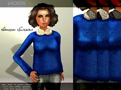 VACKRA Imogen Sweater for TFG