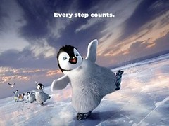 [Poster for Happy Feet 2]