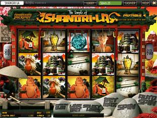 Shangri-La Slot Machine